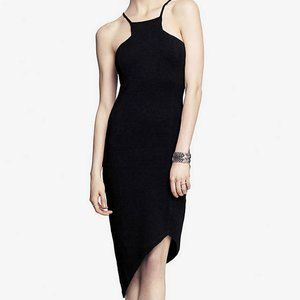 EXPRESS Black Cocktail Dress Size S/P